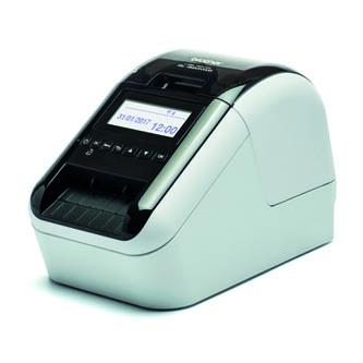 Tiskárna samolepicích štítků Brother, QL-820NWB