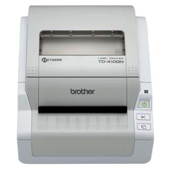 Tiskárna samolepicích štítků Brother, TD-4100N