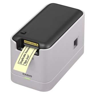 Tiskárna samolepicích štítků Labemo Casio, MEP U 10 WE, použití výhradně přes PC