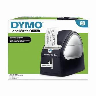 Tiskárna samolepicích štítků Dymo, LabelWriter 450 Duo