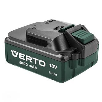 Verto akumulátor K75657-0, 18V