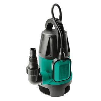 Verto ponorné vodní čerpadlo 52G441, 400W, 7500l/min., 5m