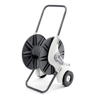 Rehau vozík na hadice ALLROUND, návin 30-60m, 13mm, šedý, 0.5kg, sada s příslušenstvím