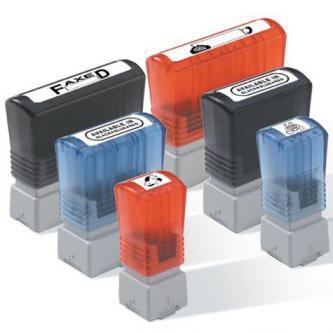 Razítko Brother, PR1212R6P, červené, 12x12mm, min. odběr je 6 ks